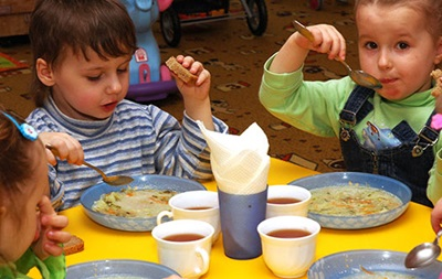 Детские сады Киева могут остаться без питания