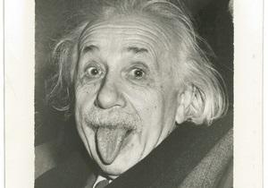 В американском музее выставили срезы мозга Альберта Энштейна