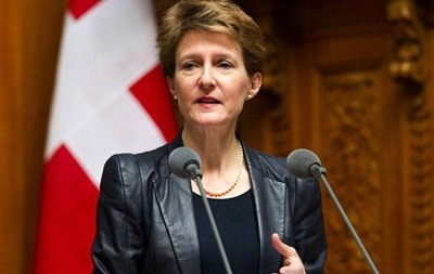 В Швейцарии избран новый президент