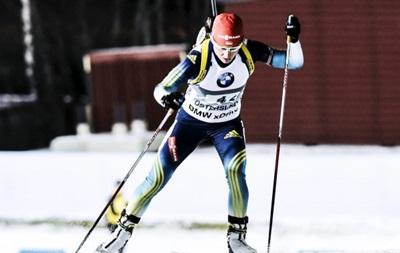 Биатлон: Украинец занял второе место в индивидуальной гонке в Швеции
