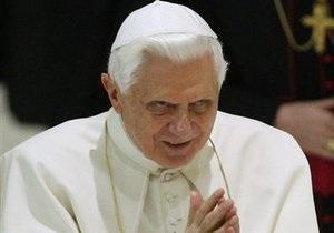 Папа Римский завел аккаунт в Twitter