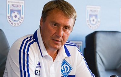 Хацкевич: Я с шести лет в футболе, у меня были хорошие учителя
