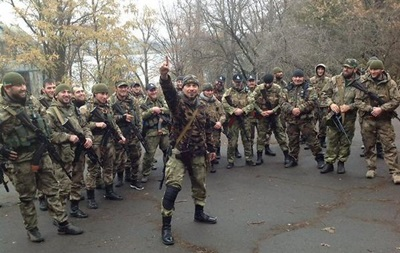 Сепаратисты сообщили о пополнении чеченским батальоном  Смерть