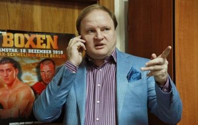 Российский промоутер хочет организовать бой Устинова с Кличко