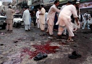 Талибан признал свою причастность к терактам в Пакистане, жертвами которых стали не менее 23 человек