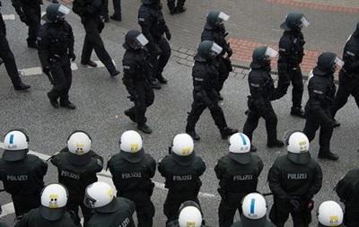 В Швейцарии полиция разогнала демонстрацию резиновой картечью