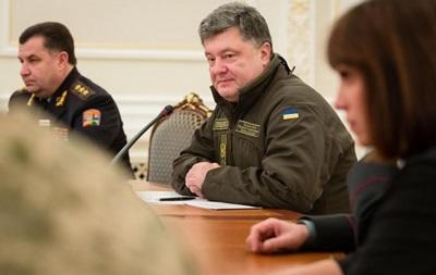 Порошенко: Возвращение Крыма – главный приоритет международных переговоров