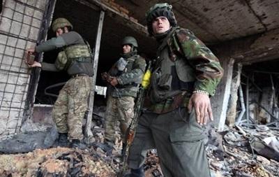 За сутки позиции силовиков обстреляли 87 раз - штаб АТО