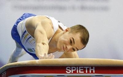 Украинский гимнаст Верняев выиграл этап Кубка мира в Глазго