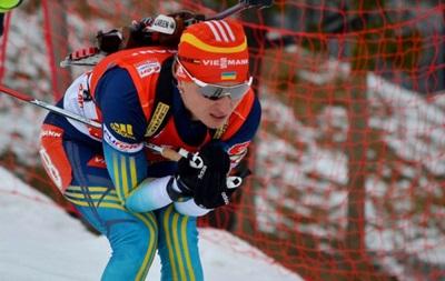 Валя Семеренко: Побороться за медаль помешало падение на последнем круге