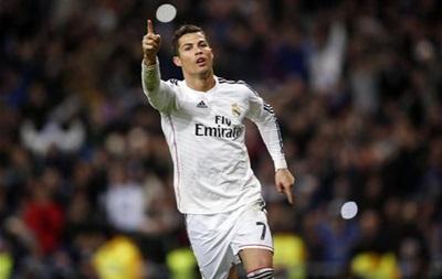 Криштиану Роналду установил рекорд по количеству хет-триков в Примере