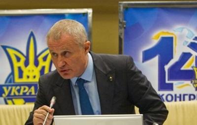 Суркис: Многое из того, что говорит Вячеслав Колосков - истерика