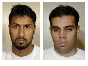 Троих террористов, намеревавшихся взорвать жидкие бомбы в самолетах, осудили пожизненно