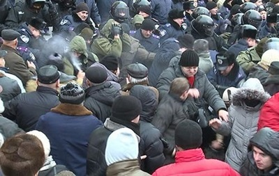 Аваков сравнил активистов из Винницы с бывшим  народным мэром  Славянска
