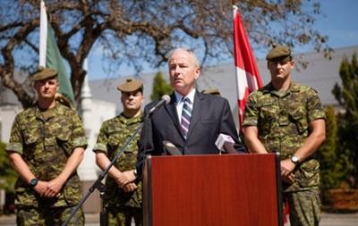 Украину сегодня посетит министр нацбезопасности Канады