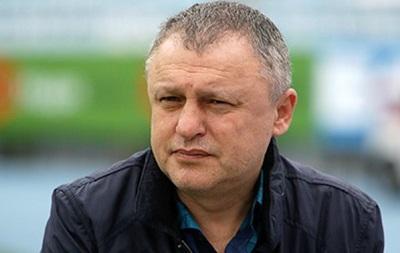 Суркис: Верю, что в случае с Ребровым удалось найти тренера хотя бы на десятилетие