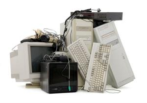 Ежегодный День утилизации компьютеров проходит сегодня в Нью-Йорке