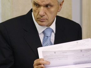 Литвин сам подпишет закон о запрете игорного бизнеса, если этого не сделает Ющенко