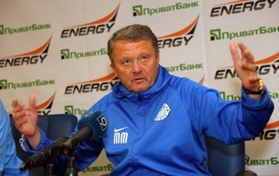 Маркевич: Нам нужно немало новых футболистов, если создавать серьезную команду