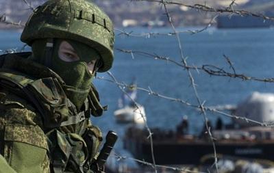 Российские военные отходят от границ Херсонщины - погранслужба