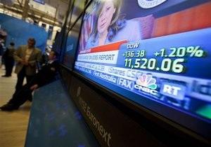 Рынки: Выход крупного инвестора стопорит рост