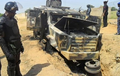 Армия Нигерии уничтожила лагерь боевиков Боко Харам