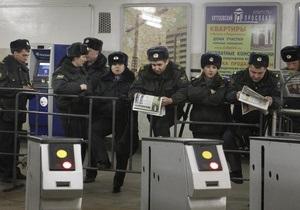 В метрополитенах России установят датчики для определения взрывчатки
