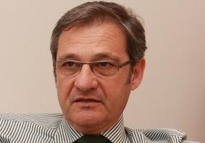 Посол ЕС в Украине Тейшейра приехал к Тимошенко