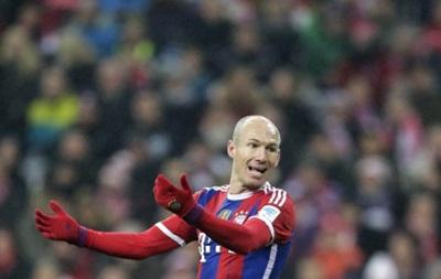 Манчестер Юнайтед готов приобрести у Баварии Роббена за 30 миллионов евро