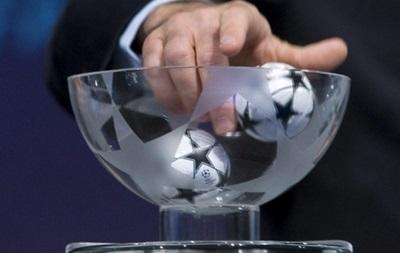 Стали известны потенциальные соперники Шахтера в плей-офф Лиги чемпионов