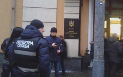 В Киеве  заминировали  Высший админсуд