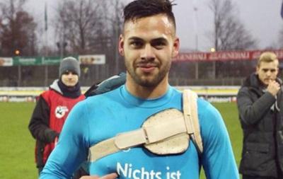 Немецкий футболист вышел на поле после сердечного приступа и забил гол