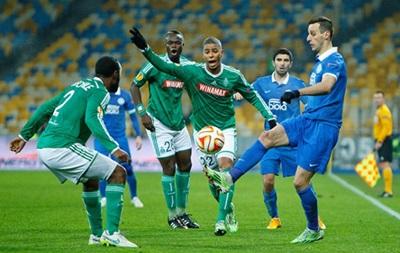 Гол Федецкого выводит Днепр в плей-офф Лиги Европы