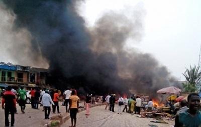 В результате двойного теракта в Нигерии погиб 31 человек