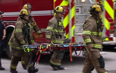 В Далласе загорелся небоскреб: три человека погибли, тысячи эвакуированы