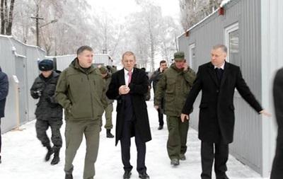 """Военных обеспечат мобильными """"блокпостами-городками"""""""