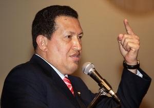 СМИ: Уго Чавес страдает от неизлечимого заболевания