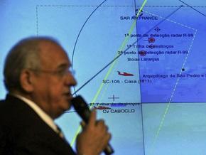 ВМС Бразилии приступили к извлечению обломков самолета Air France из воды
