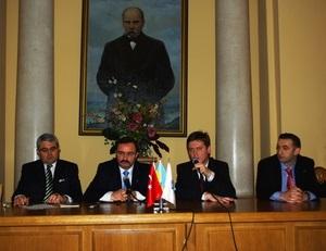В Киеве прошел семинар «Украина-Турция: двусторонние культурные взаимоотношения»