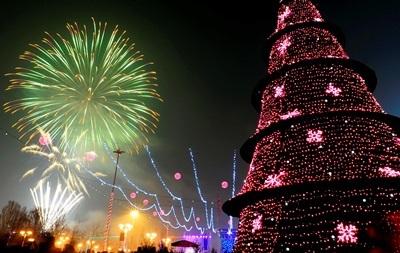 Новый год в Тернополе будут встречать без фейрверков