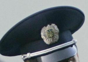 Во Львове задержан начальник райотдела милиции и сотрудник СБУ