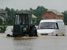 На ликвидацию последствий наводнения в Украине запросили 22 лишних миллиона гривен