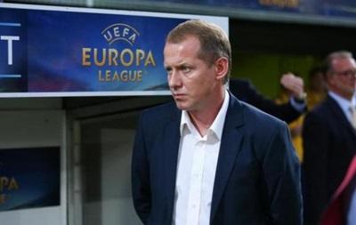 Рахаев: Мы получили хороший опыт, но провалили еврокубки