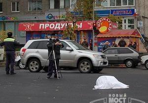 Сыну прокурора, сбившему насмерть трех женщин в Днепропетровске, продлили срок ареста