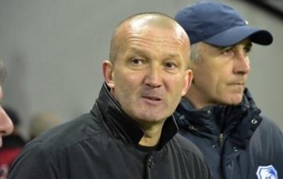 Официально: Роман Григорчук больше не тренер Черноморца