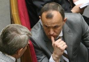 Фракция Литвина может поддержать отставку Луценко. БЮТ предложил голосовать вручную