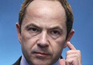 Тигипко: Страсти вокруг Налогового кодекса - политическая игра