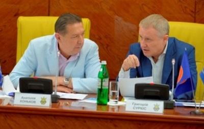 Суркис призвал сторонников отставки Конькова зарыть топор войны