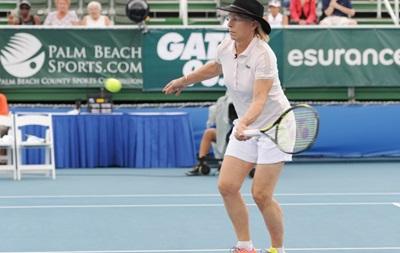 Навратилова призвала теннисистов-геев открыто заявлять о своей ориентации