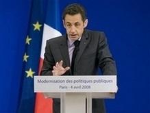 Саркози выдвинул условия для присутствия на китайской Олимпиаде